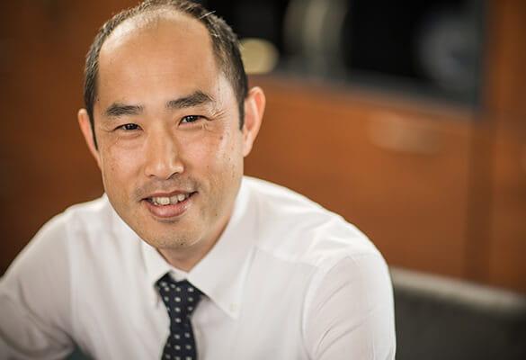 Masakazu Goto director at Brother International Europe