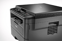 Brother DCP-L2510D et DCP-L2530DW imprimante multifonction laser monochrome