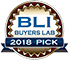 BLI Buyers Lab Pick 2018