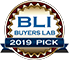 BLI Buyers Lab Pick 2019