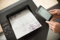 Brother L5000 mono laser printers