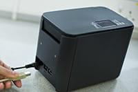 Brother PT-P900W labelprinter met USB-kabel