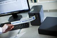 Brother PT-P900W labelprinter met SDK