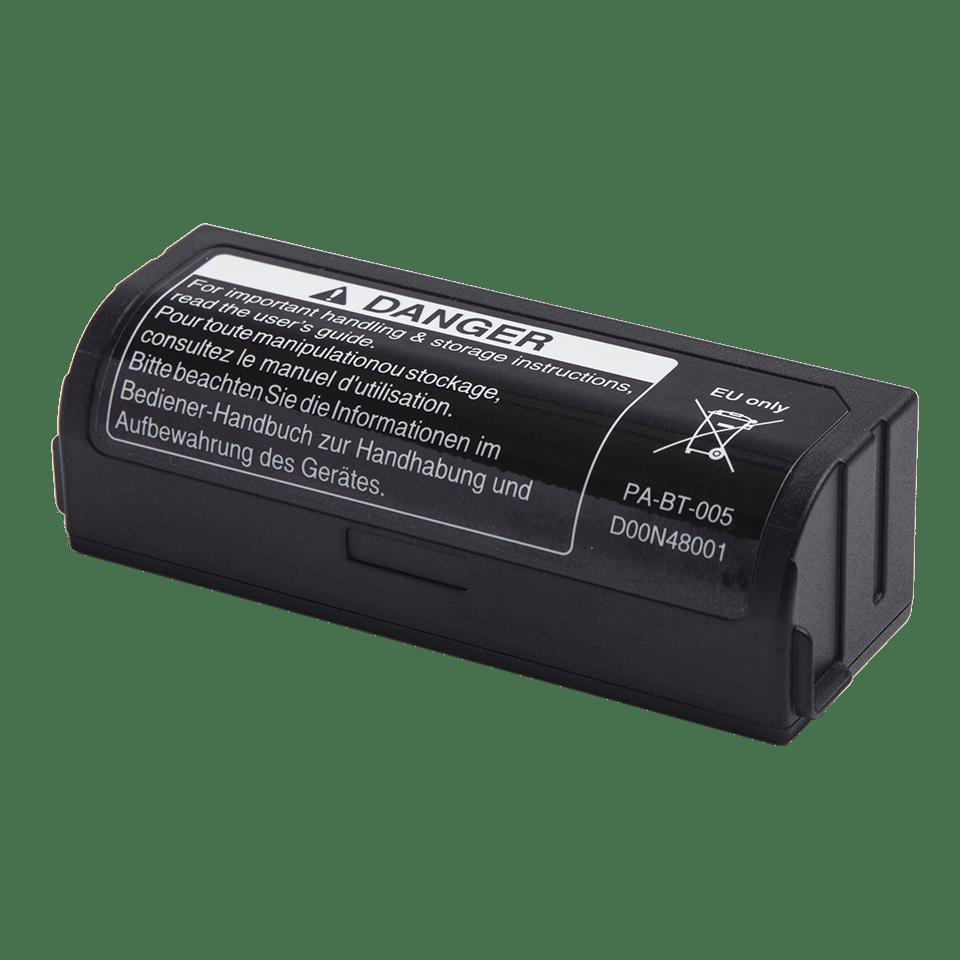 PA-BT005 herlaadbare batterij voor de PT-P710BT P-touch CUBE Plus labelprinter 2
