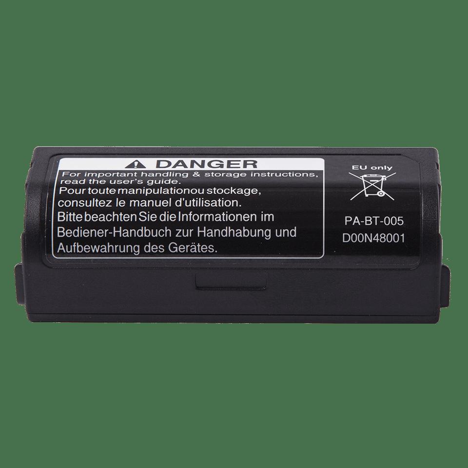PA-BT005 herlaadbare batterij voor de PT-P710BT P-touch CUBE Plus labelprinter