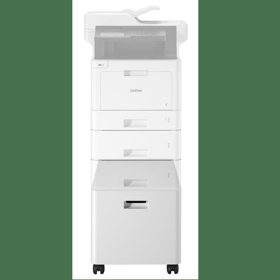 ZUNTBC4FARBLASER armoire inférieure pour imprimantes laser couleur Brother 5