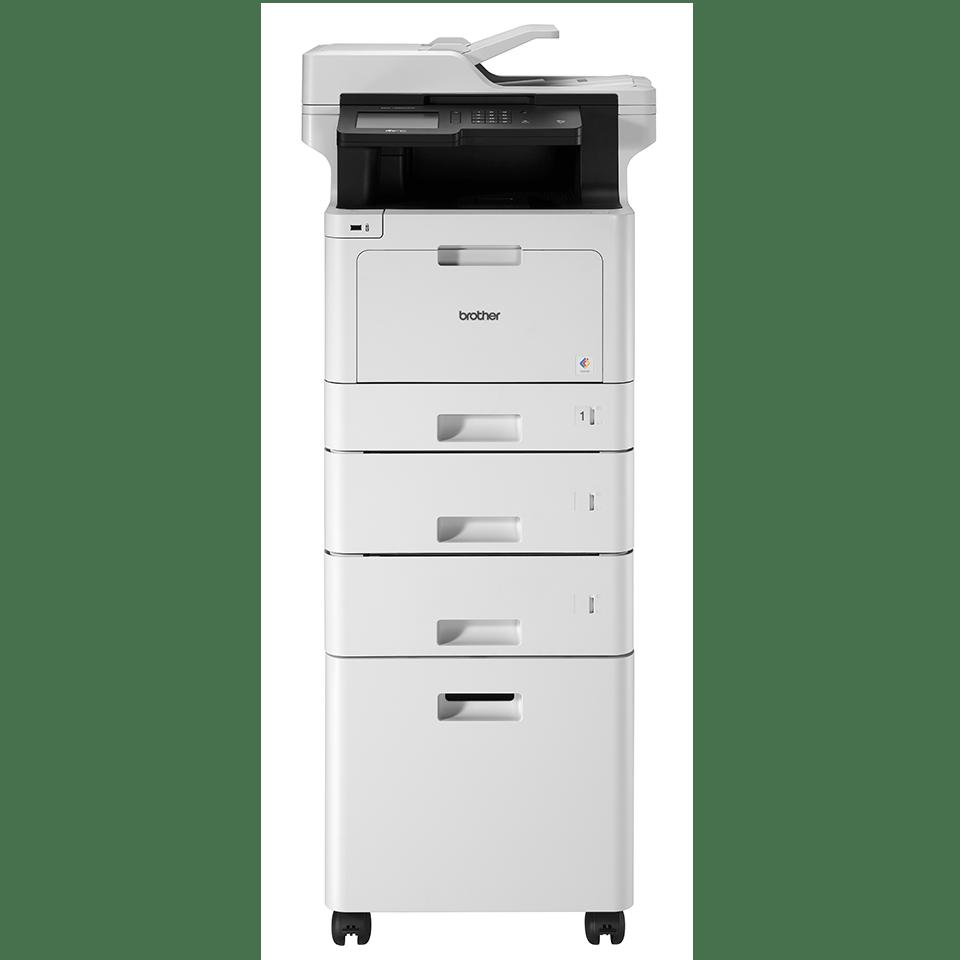 ZUNTBC4FARBLASER armoire inférieure pour imprimantes laser couleur Brother 6