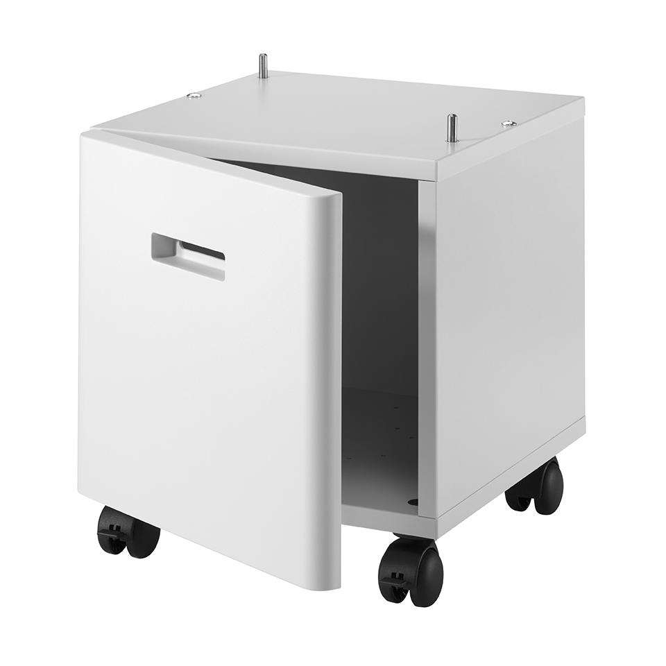 ZUNTL6000W armoire inférieure pour imprimantes laser monochrome Brother 4