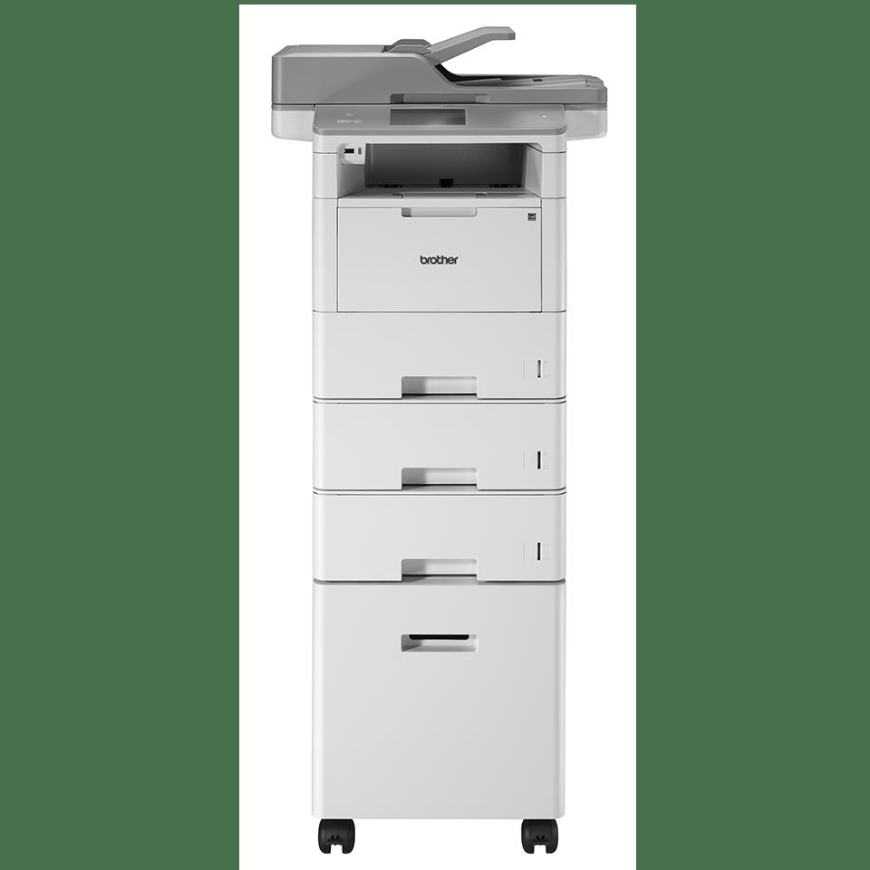 ZUNTL6000W onderkast voor Brother mono laser printers 4
