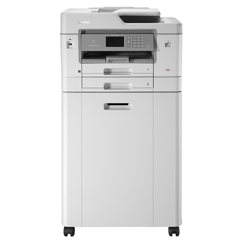 ZUNTMFCJ6900 armoire inférieure pour la Brother MFC-J6935DW/MFC-J6945DW/MFC-J6947DW et HL-J6000W/HL-6100DW 5