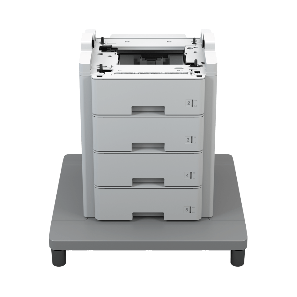 TT-4000 papiereenheid met 4 lades en verrijdbare voet
