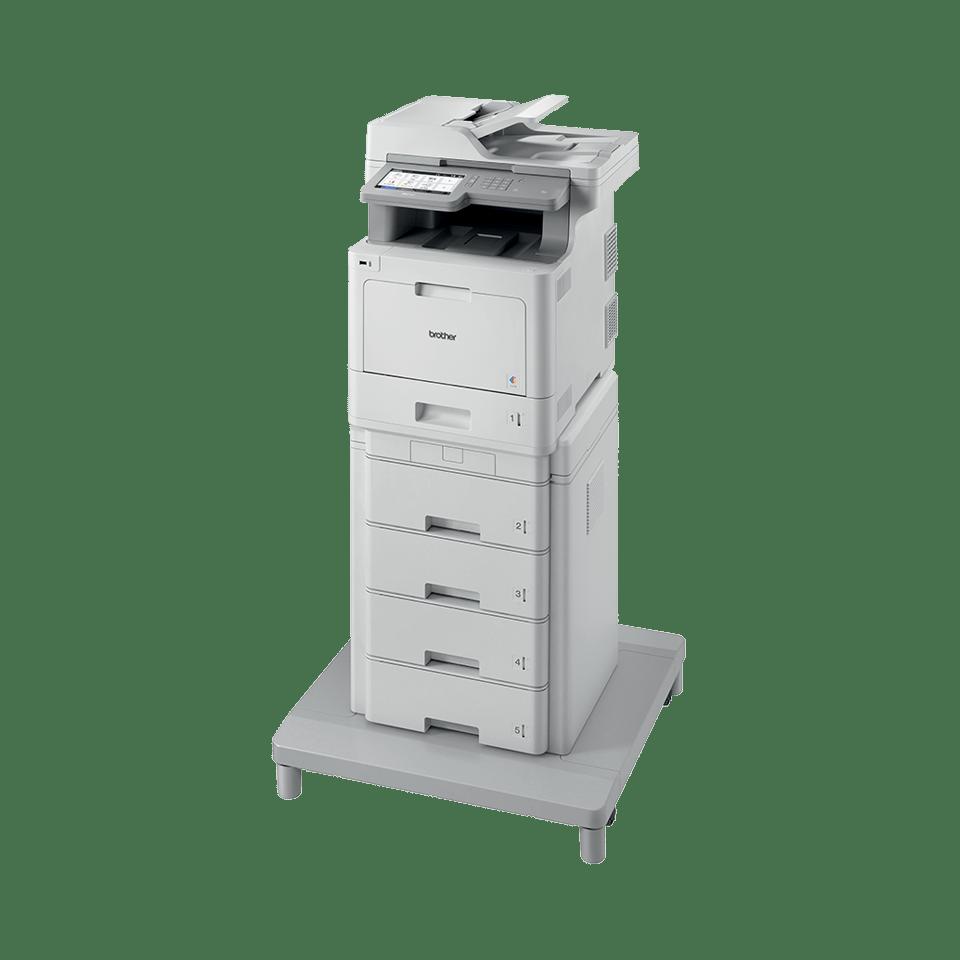 TT-4000 unité de papier avec 4 tiroirs et pied mobile 2