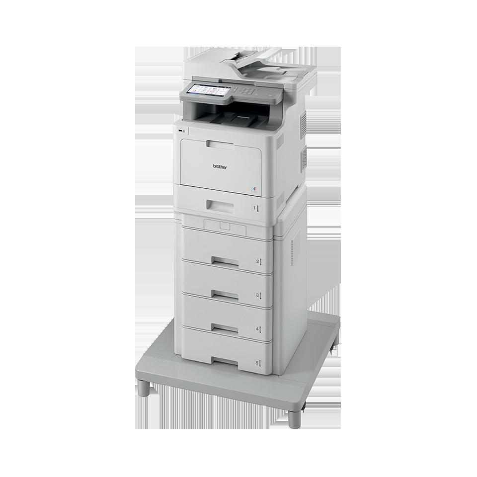 Brother TT4000 unité de papier avec 4 tiroirs et pied mobile 2