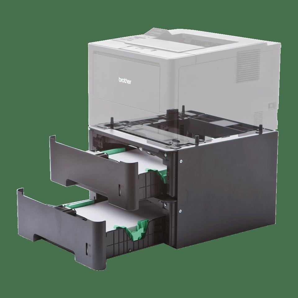 ZLT2 unité de papier avec 2 tiroirs