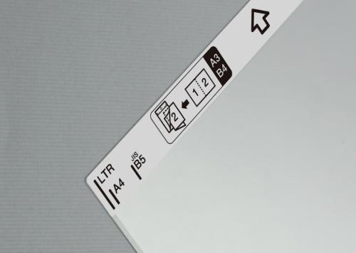 CS-A3301 hulpbladen voor speciale documenttypes