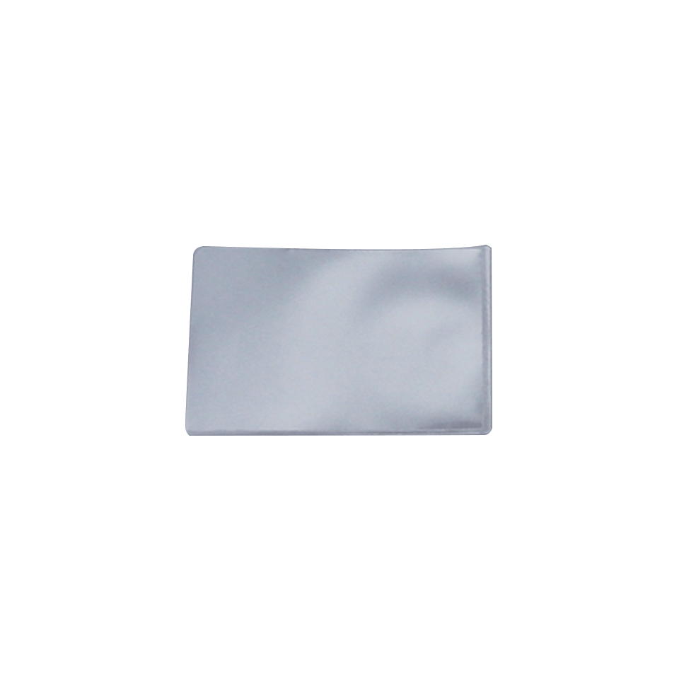 CS-CA001 hulpbladen voor plastic kaarten