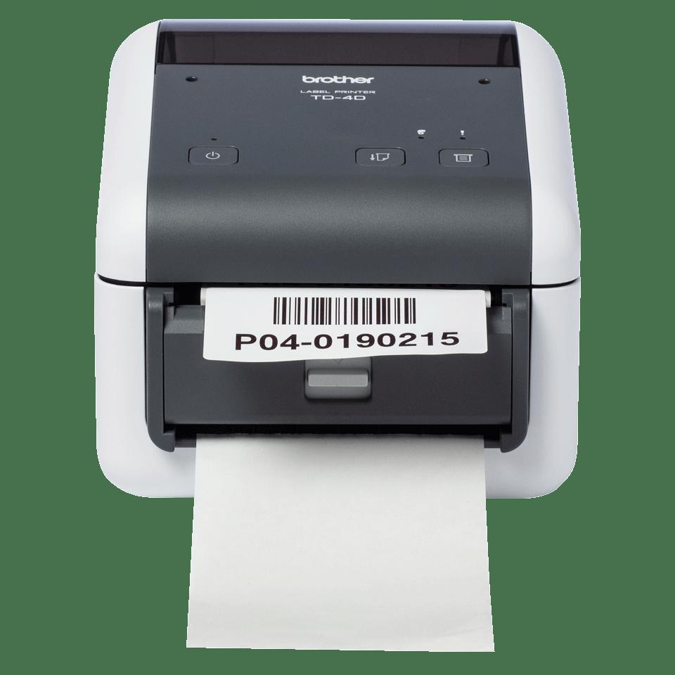 PA-LP-002 décolleuse d'étiquettes pour la gamme TD-4D 2