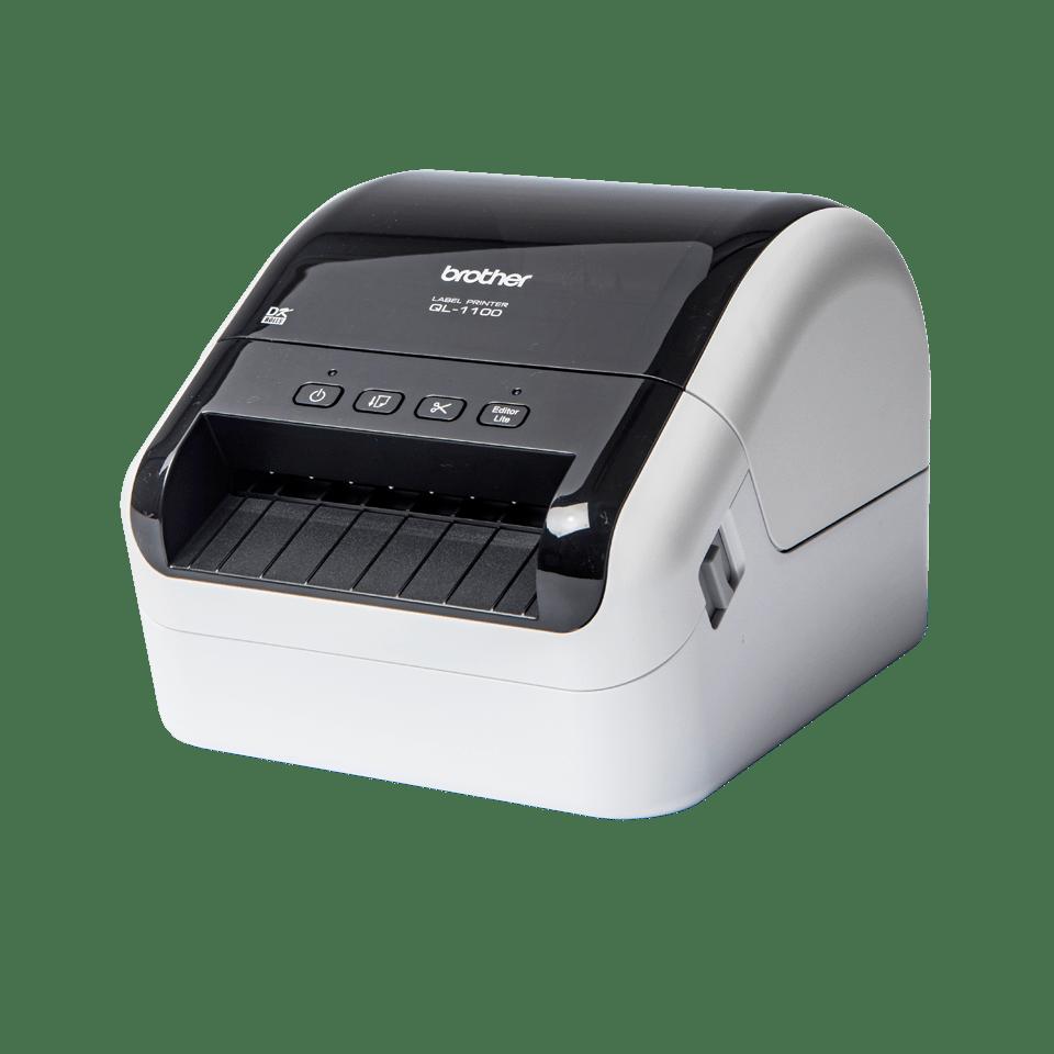 QL-1100 imprimante pour grandes étiquettes d'expédition avec code-barres
