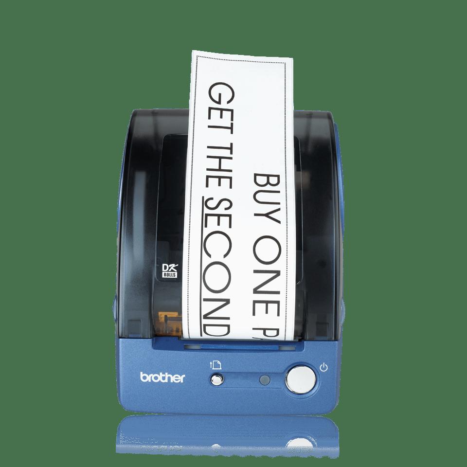QL-500 professionele labelprinter 2