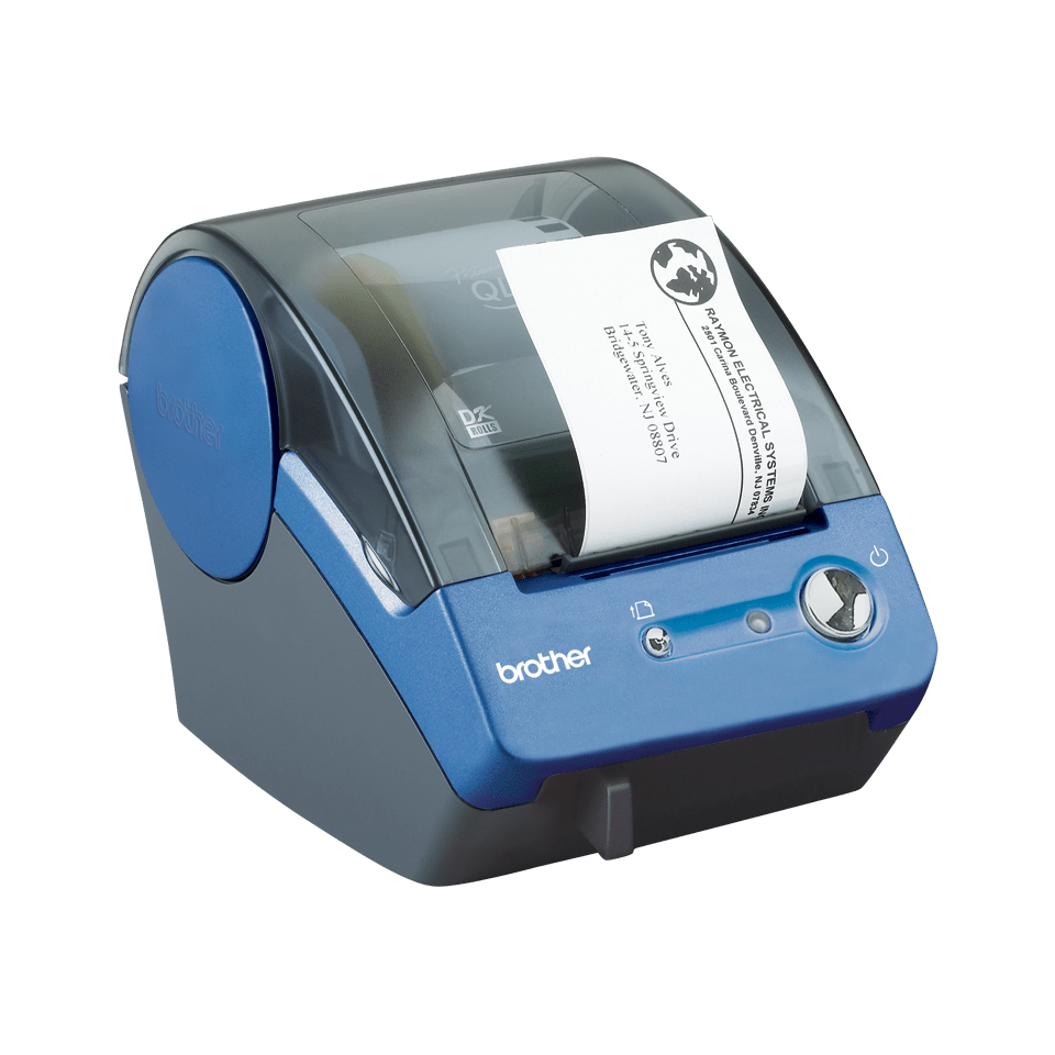 QL-500 professionele labelprinter 3