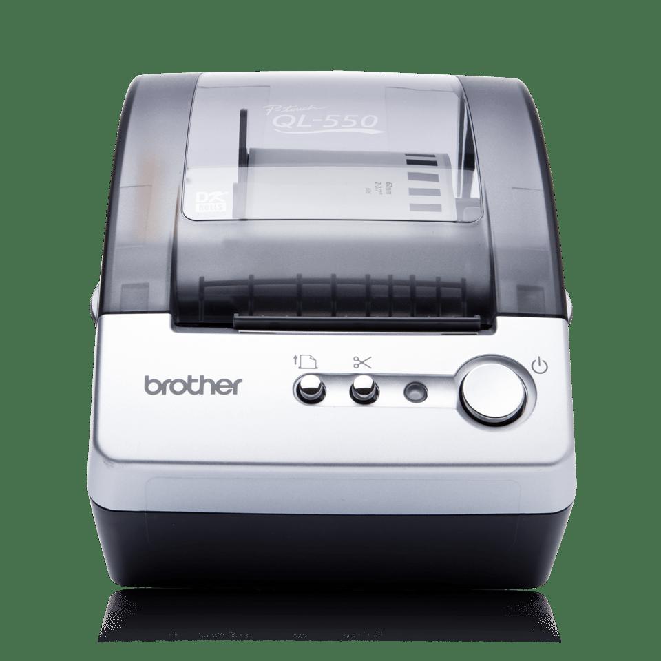 QL-550 professionele labelprinter 2