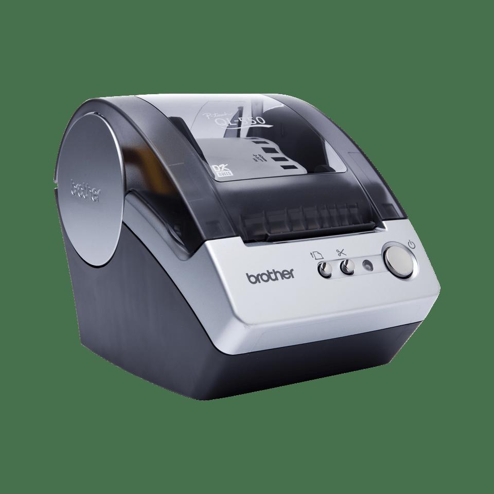 QL-550 professionele labelprinter 3
