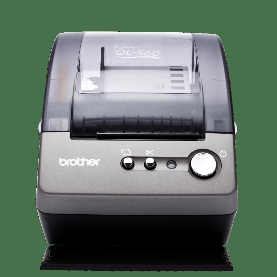 QL-560 professionele labelprinter 2