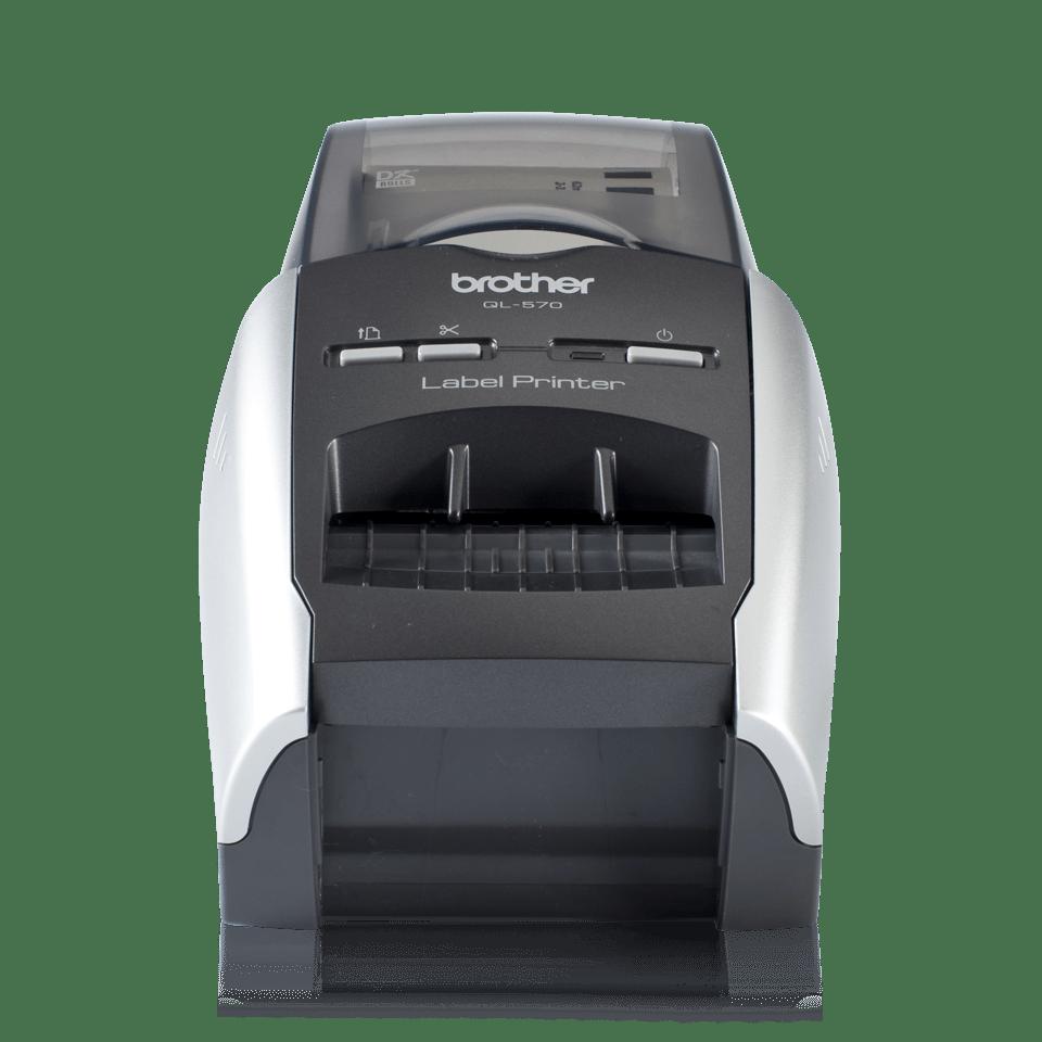QL-570 professionele labelprinter 2