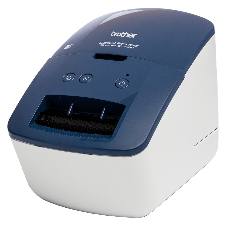 QL-600 62mm desktop labelprinter voor adres- en verzendlabels 2