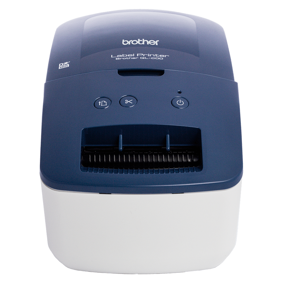 QL-600 imprimante d'étiquettes professionnelle 62mm - impression d'étiquettes d'adressage et d'expédition