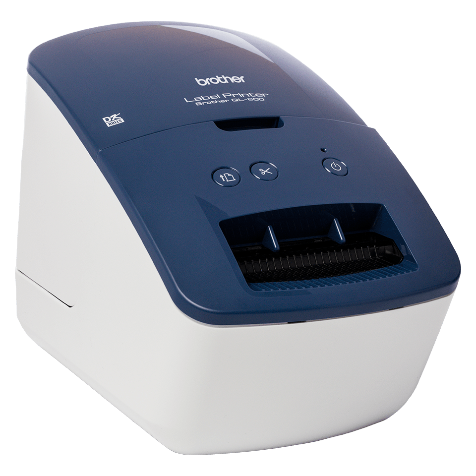 QL-600 imprimante d'étiquettes de bureau 62mm pour étiquettes d'adressage et d'expédition 3