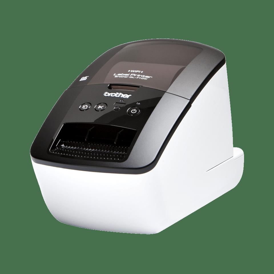 QL-710W professionele labelprinter