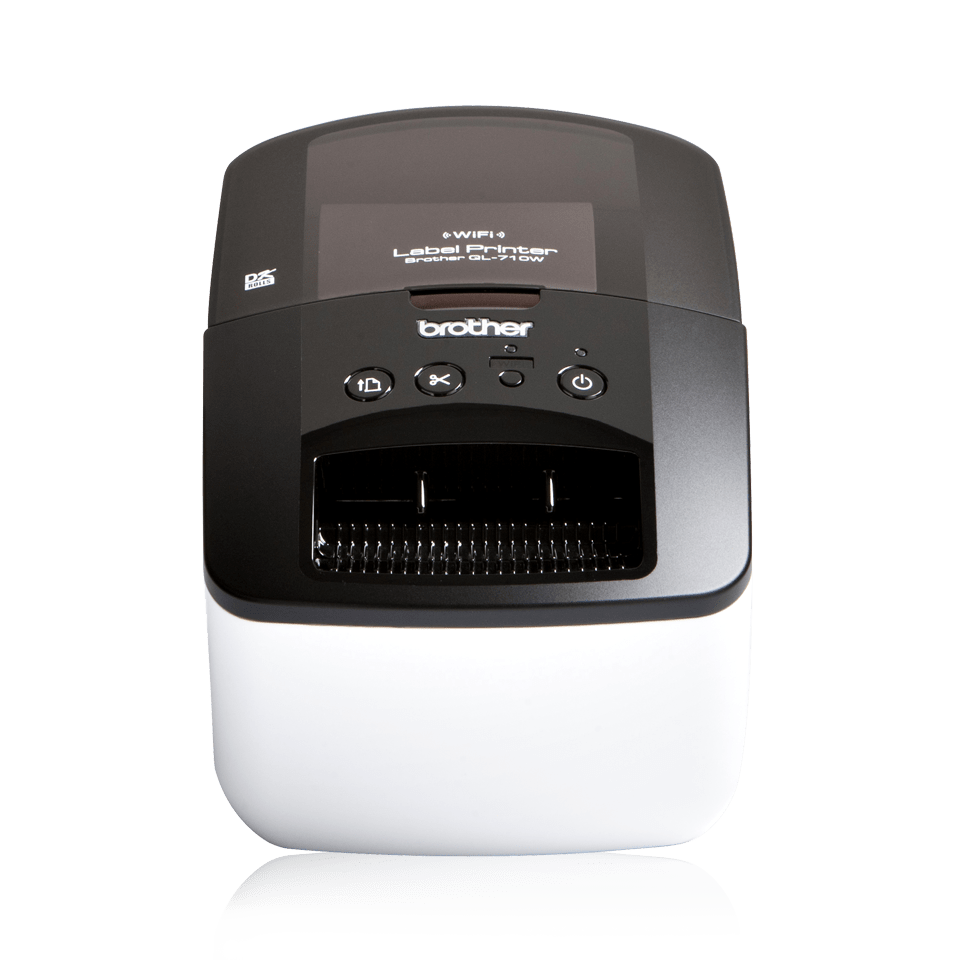 QL-710W professionele labelprinter 2