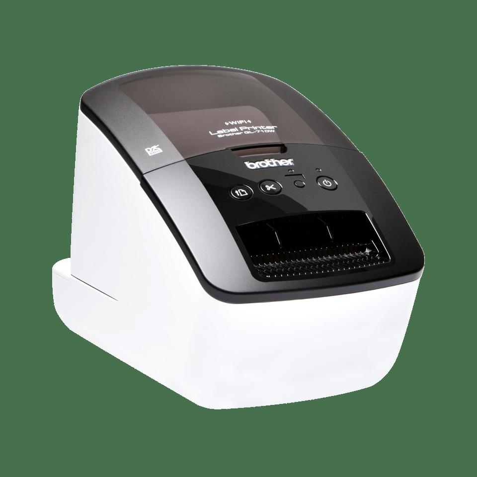 QL-710W professionele labelprinter 3