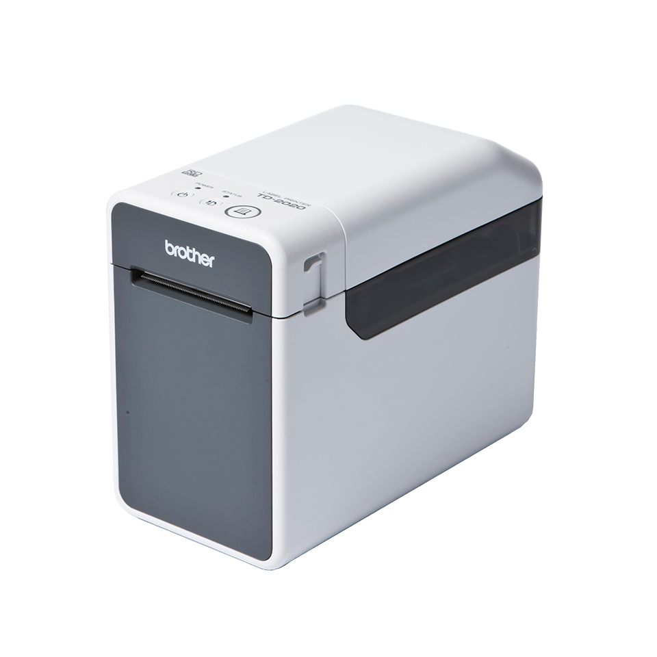 TD-2020 2 inch desktop labelprinter - direct thermisch