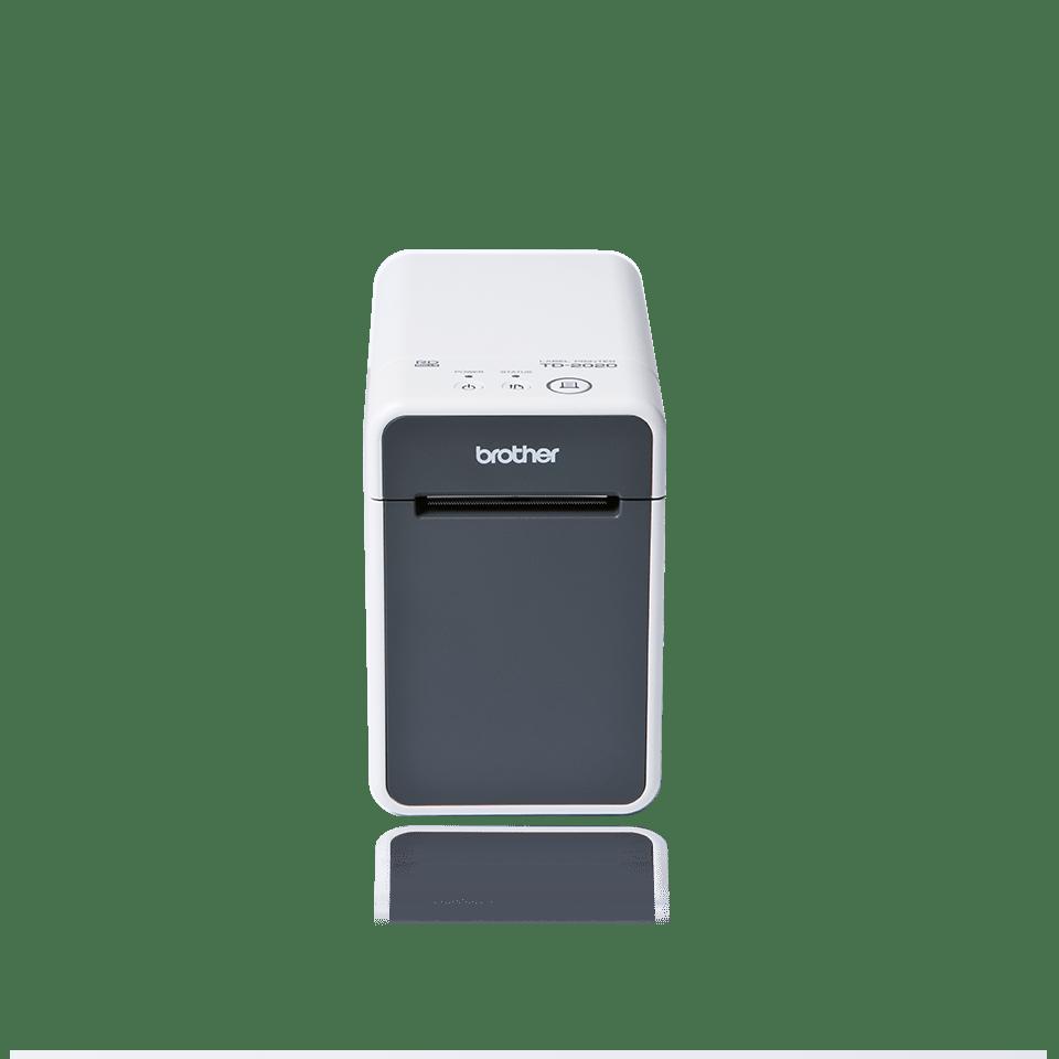 TD-2020 2 inch desktop labelprinter - direct thermisch 2