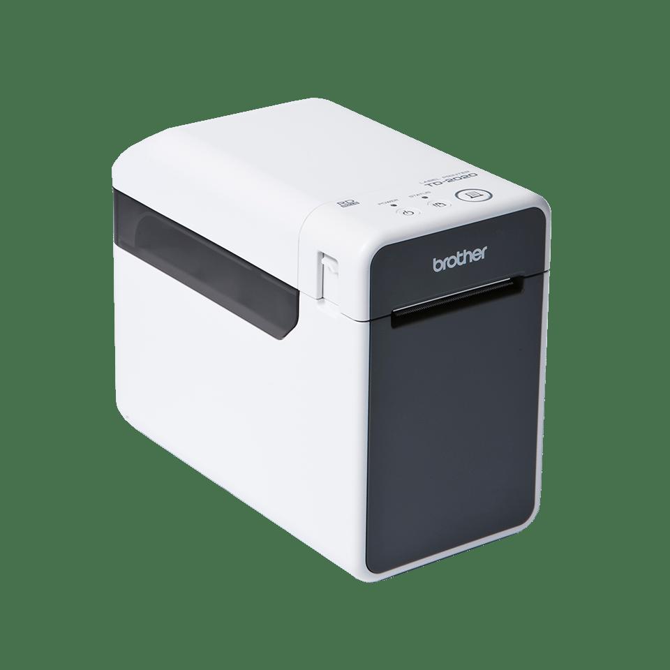 TD-2020 2 inch desktop labelprinter - direct thermisch 3