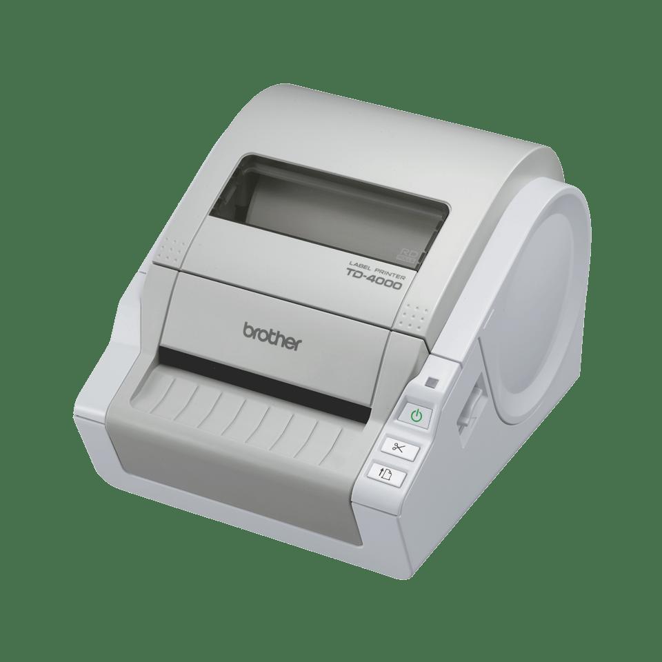 TD-4000 imprimante d'étiquettes industrielle 4 pouces
