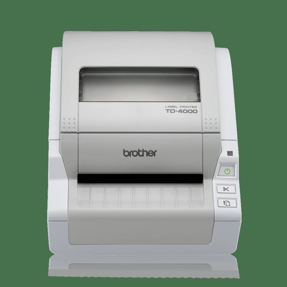 TD-4000 imprimante d'étiquettes industrielle 4 pouces 2