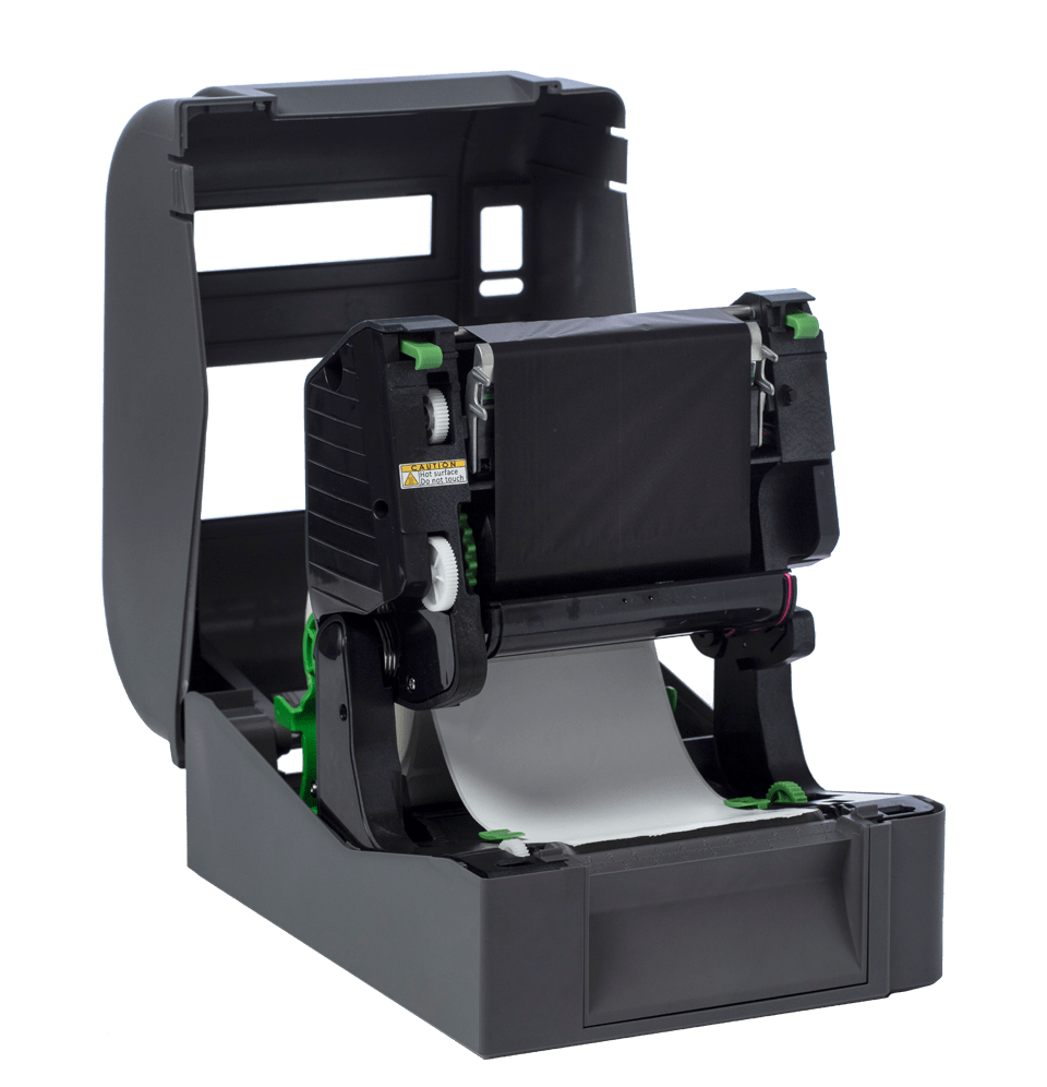 TD-4420TN Thermo-transfer labelprinter met Ethernet 4