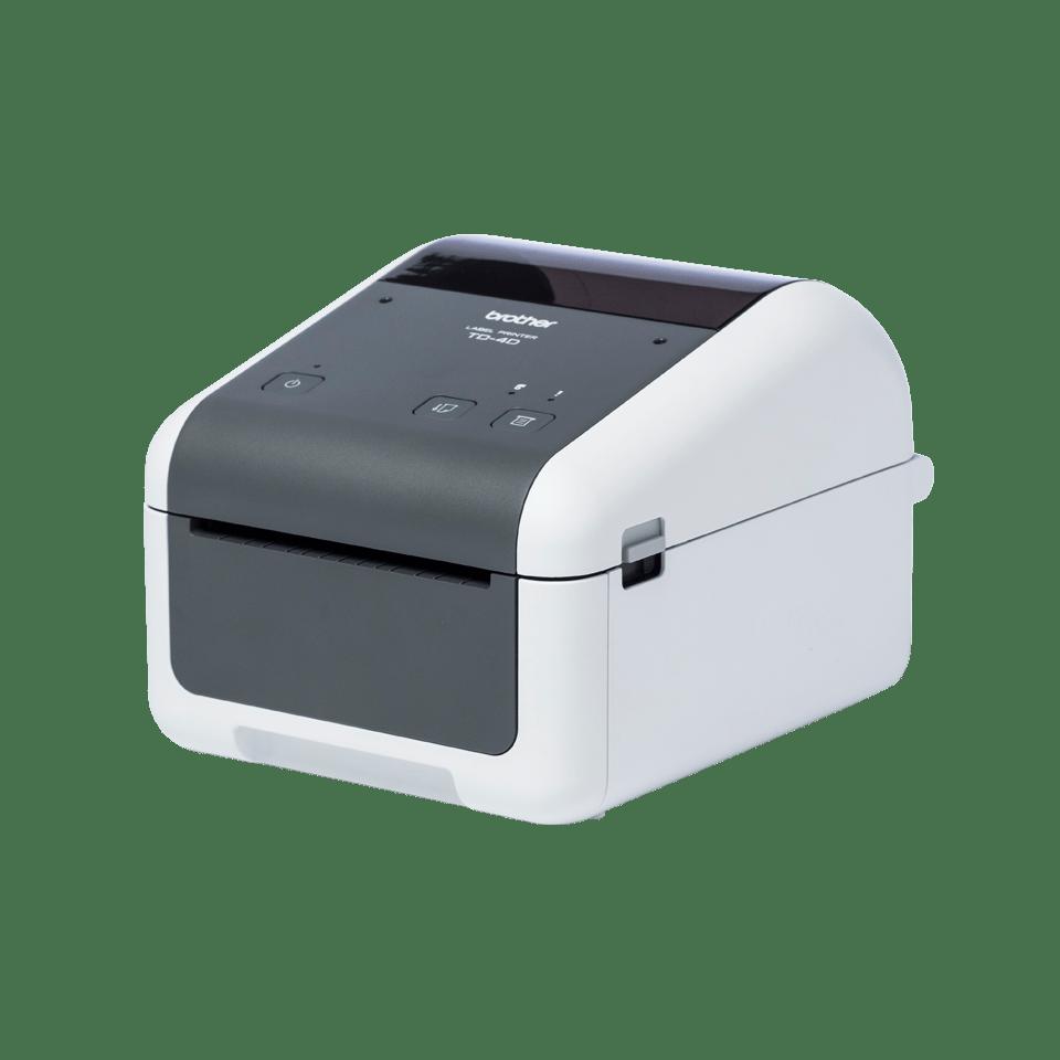 Brother TD-4520DN Imprimante d'étiquettes réseau professionnelle 2