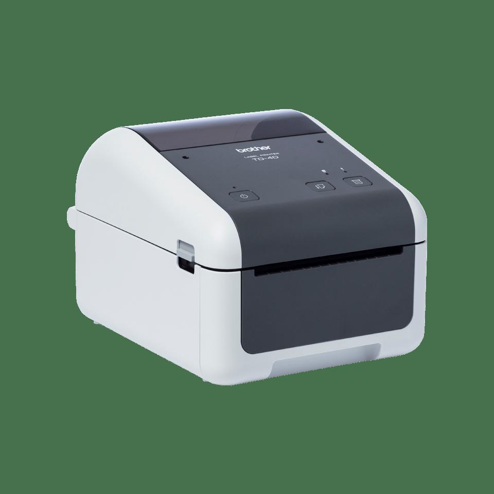Brother TD-4520DN Imprimante d'étiquettes réseau professionnelle 3