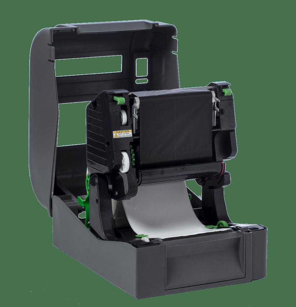 TD-4520TN Thermo-transfer labelprinter met Ethernet 4