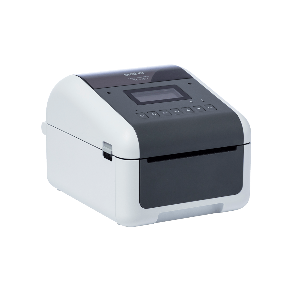 TD-4550DNWB Professionele netwerklabelprinter met Bluetooth 3