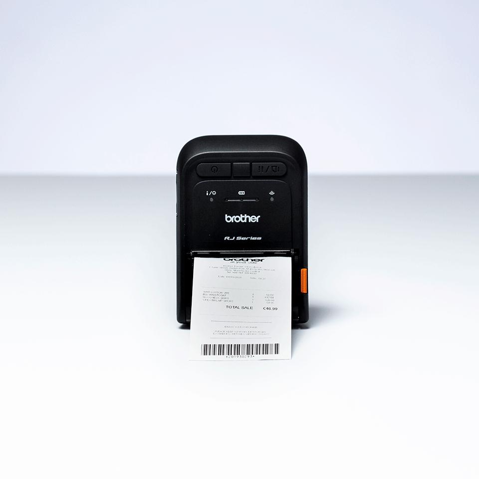 Brother RJ-2035B draagbare ticketprinter 5