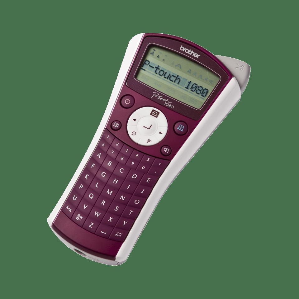 PT-1080 P-touch tape labelprinter
