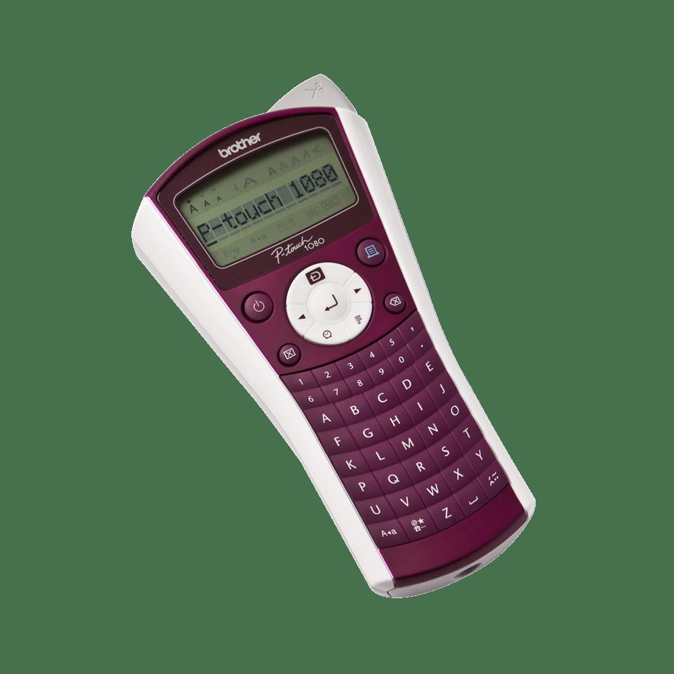 PT-1080 P-touch tape labelprinter 3