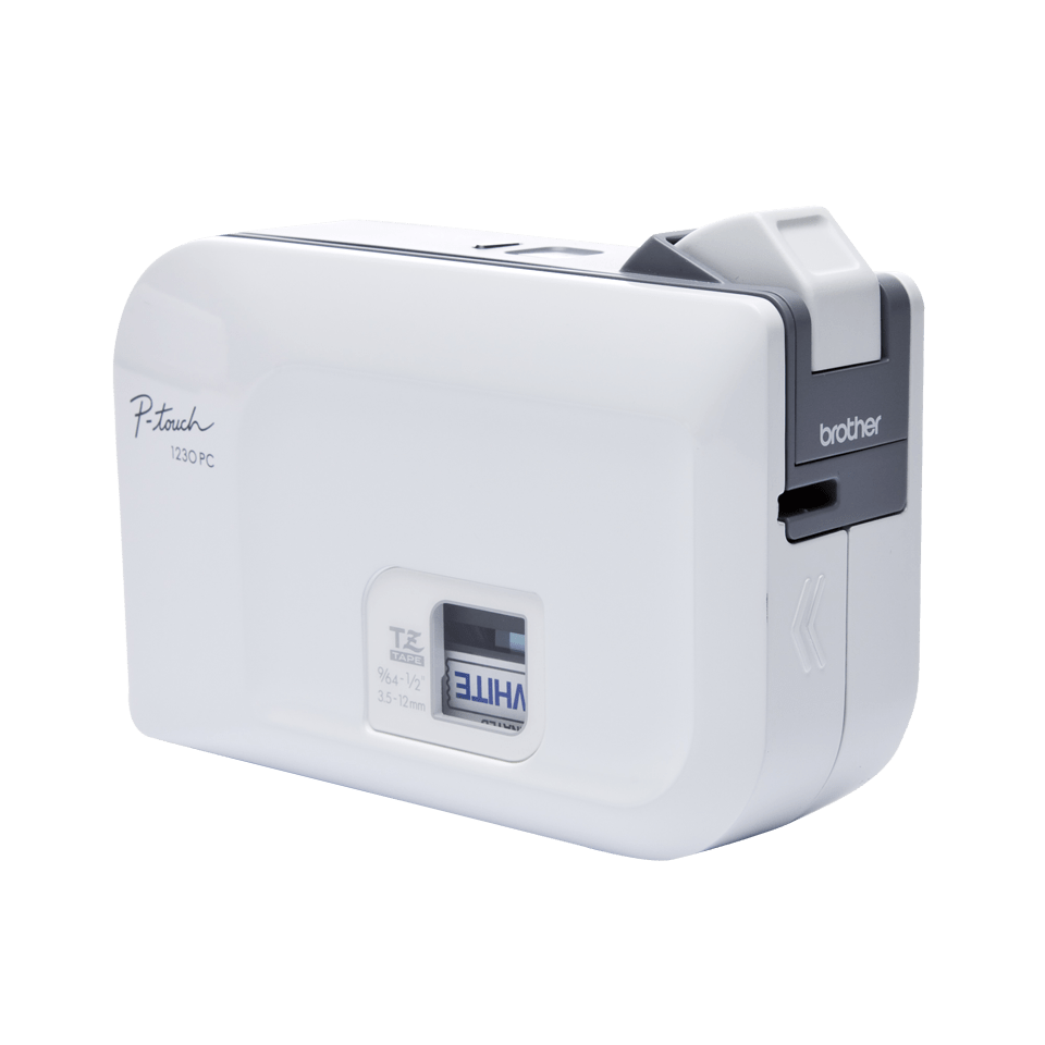 PT-1230PC P-touch tape labelprinter 3