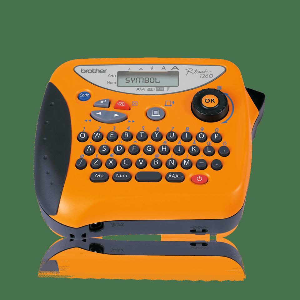 PT-1260VP P-touch étiqueteuse à ruban 2