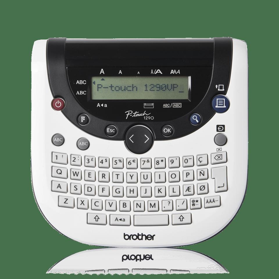 PT-1290 P-touch tape labelprinter